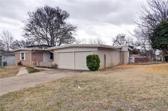 8033 Pinewood Drive, Benbrook, TX 76116 (MLS #13779653) :: Potts Realty Group