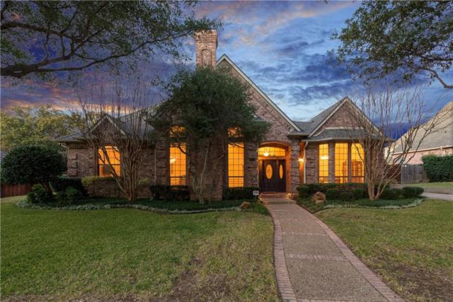 3502 Crossgate Circle S, Colleyville, TX 76034 (MLS #13779676) :: Frankie Arthur Real Estate