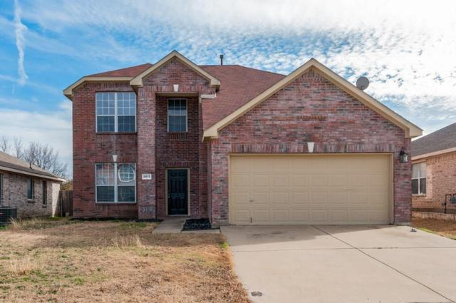 4813 Madyson Ridge Drive, Fort Worth, TX 76133 (MLS #13779681) :: RE/MAX Pinnacle Group REALTORS