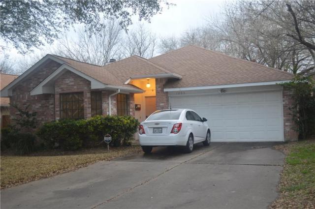 1203 Faircrest Drive, Austin, TX 78753 (MLS #13779684) :: Team Hodnett