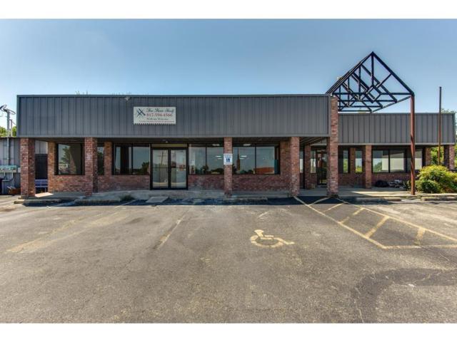 1704 Santa Fe Drive, Weatherford, TX 76086 (MLS #13779713) :: Team Hodnett