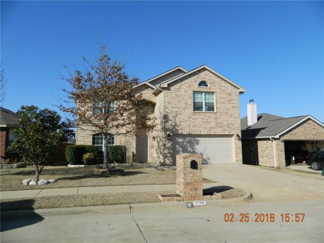 3709 Hazel Drive, Fort Worth, TX 76244 (MLS #13779736) :: The Marriott Group