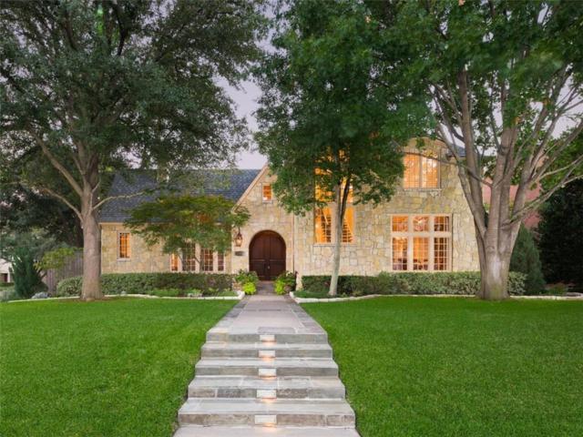 3101 Saint Johns Drive, Highland Park, TX 75205 (MLS #13779742) :: Frankie Arthur Real Estate