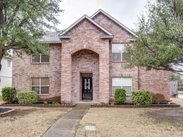 11909 Peachtree Lane, Frisco, TX 75035 (MLS #13779780) :: Ebby Halliday Realtors