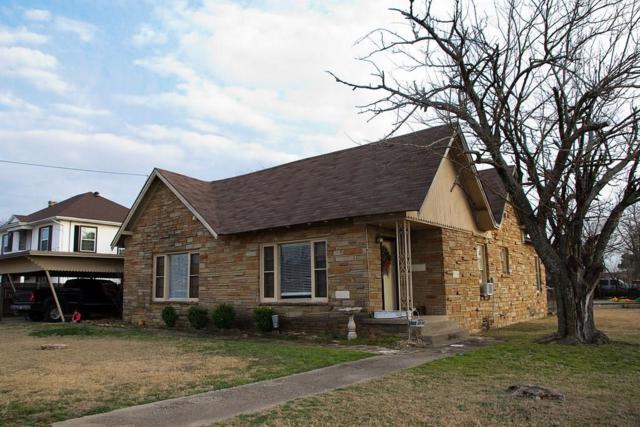 1217 Cherokee Street, Weatherford, TX 76086 (MLS #13779829) :: Team Hodnett