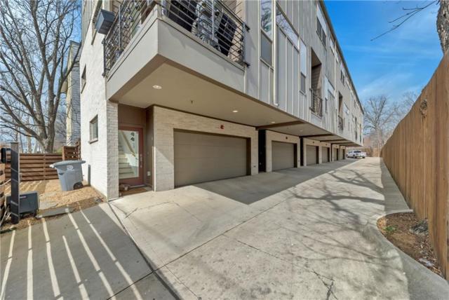 5807 Hudson Street #3, Dallas, TX 75206 (MLS #13779868) :: Pinnacle Realty Team