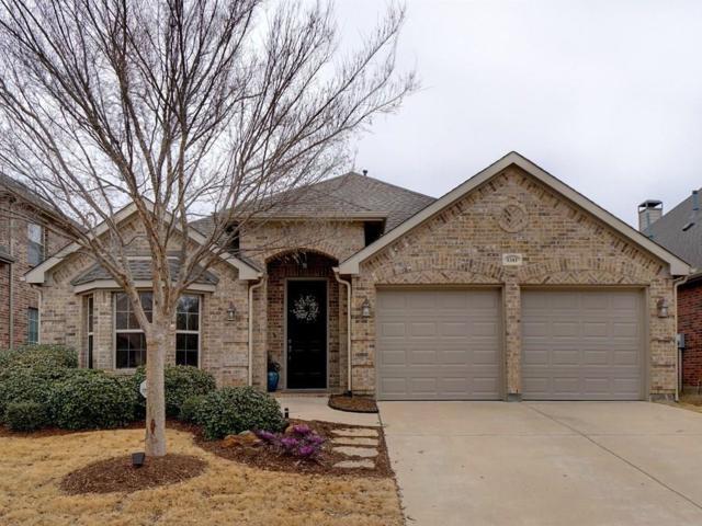1341 Burnett Drive, Lantana, TX 76226 (MLS #13779961) :: Team Hodnett