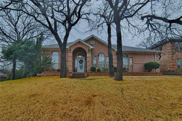 7501 Acts Court, North Richland Hills, TX 76182 (MLS #13779968) :: Team Hodnett