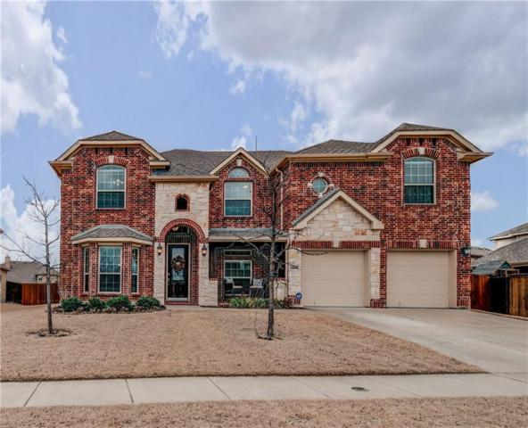 14000 Winter Hill Drive, Little Elm, TX 75068 (MLS #13780001) :: Team Hodnett