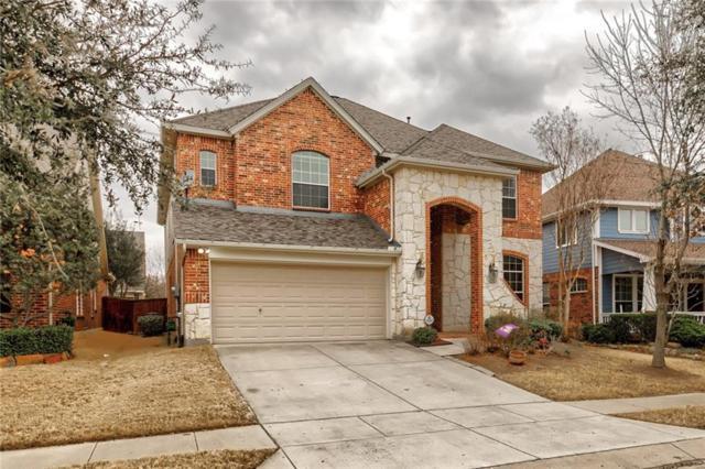 1420 Meadows Avenue, Lantana, TX 76226 (MLS #13780039) :: Team Hodnett