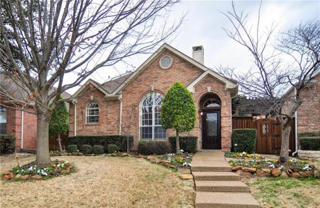 8129 Springmoss Drive, Plano, TX 75025 (MLS #13780125) :: Ebby Halliday Realtors