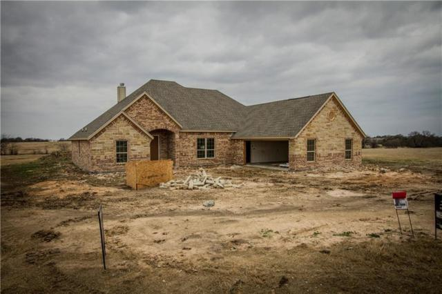 255 Columbia Court, Springtown, TX 76082 (MLS #13780153) :: Team Hodnett
