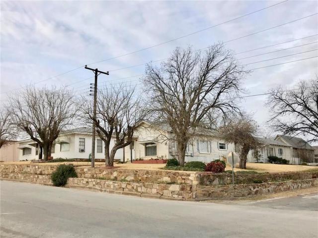 107 N Miller Street, Breckenridge, TX 76424 (MLS #13780169) :: Team Tiller