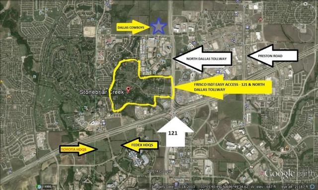 29 Stonebriar Way, Frisco, TX 75034 (MLS #13780318) :: Team Hodnett