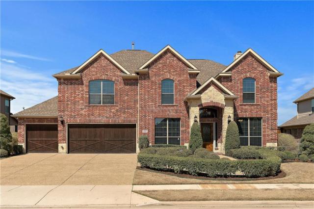 2337 Emerald Lake Lane, Little Elm, TX 75068 (MLS #13780333) :: Team Hodnett