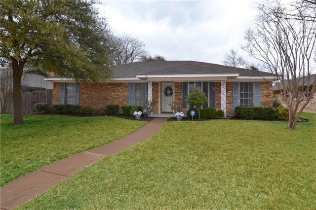 1819 Vassar Drive, Richardson, TX 75081 (MLS #13780369) :: Team Hodnett
