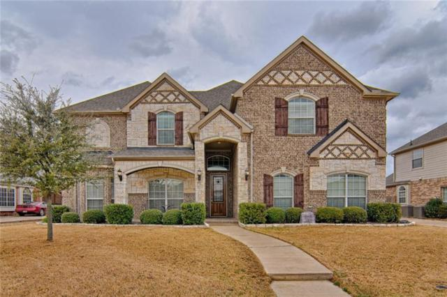 5009 Havenside Way, Mansfield, TX 76063 (MLS #13780398) :: The FIRE Group at Keller Williams