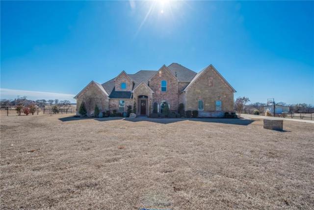 5007 High Plains Court, Fort Worth, TX 76179 (MLS #13780414) :: Team Hodnett