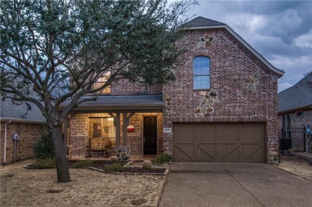 1601 Hackett Creek Drive, Mckinney, TX 75070 (MLS #13780421) :: Team Hodnett