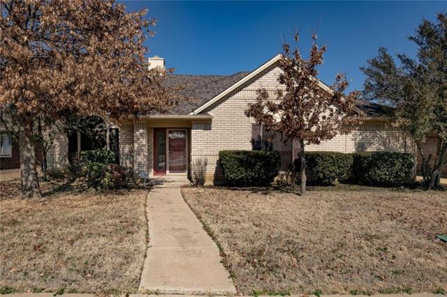 1565 Glenmore Drive, Lewisville, TX 75077 (MLS #13780433) :: Ebby Halliday Realtors