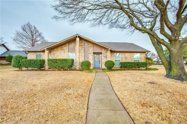 1105 Eastview Circle, Richardson, TX 75081 (MLS #13780481) :: Ebby Halliday Realtors
