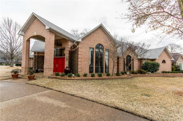 3802 Silverwood Drive, Tyler, TX 75701 (MLS #13780486) :: The Real Estate Station