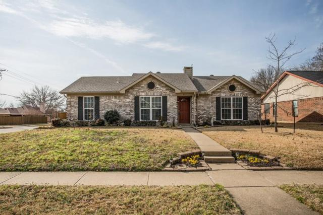 802 Blue Oak Drive, Lewisville, TX 75067 (MLS #13780571) :: Ebby Halliday Realtors