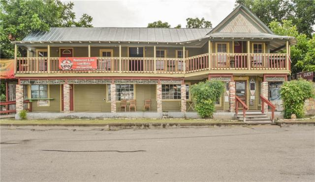 101 NE Vine Street, Glen Rose, TX 76043 (MLS #13780637) :: The Real Estate Station