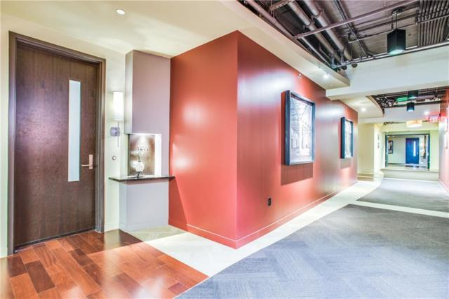 2600 W 7th Street #1511, Fort Worth, TX 76107 (MLS #13780886) :: The Marriott Group
