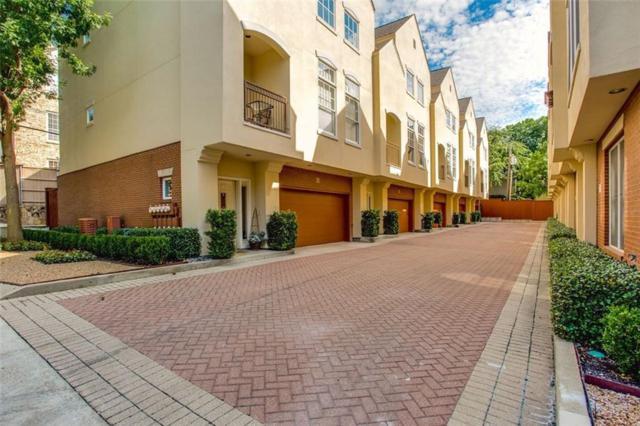 3251 Cambrick Street #14, Dallas, TX 75204 (MLS #13780933) :: Magnolia Realty