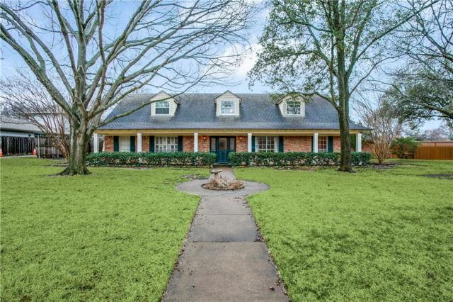 6938 Briar Cove Drive, Dallas, TX 75254 (MLS #13780947) :: Team Hodnett
