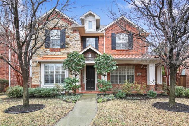 2035 Londonderry Drive, Allen, TX 75013 (MLS #13780967) :: The FIRE Group at Keller Williams