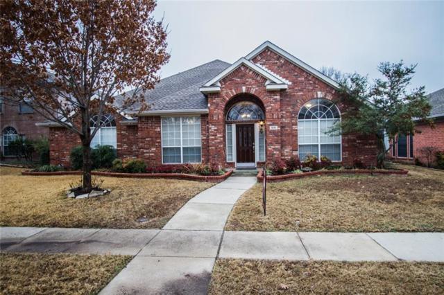 918 Mustang Drive, Allen, TX 75002 (MLS #13781085) :: Ebby Halliday Realtors