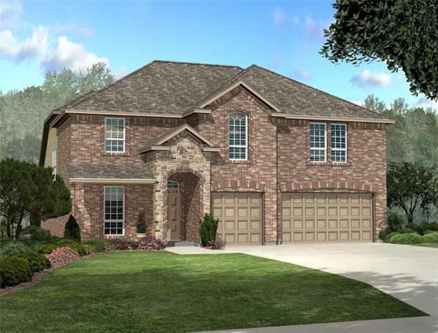 8912 Jewelflower Drive, Fort Worth, TX 76131 (MLS #13781091) :: Team Hodnett