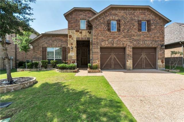 2817 N Umberland Drive, Lewisville, TX 75056 (MLS #13781123) :: Team Hodnett