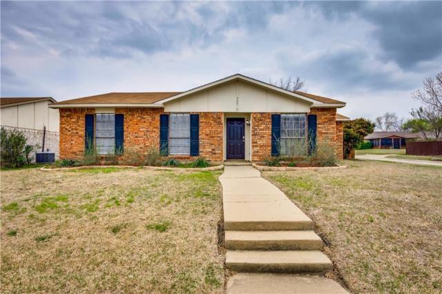 5001 Watkins Circle, The Colony, TX 75056 (MLS #13781164) :: Pinnacle Realty Team