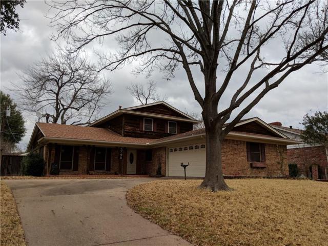 4748 Shands Drive, Mesquite, TX 75150 (MLS #13781223) :: Team Hodnett