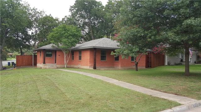 8207 Claremont Drive, Dallas, TX 75228 (MLS #13781312) :: Kindle Realty