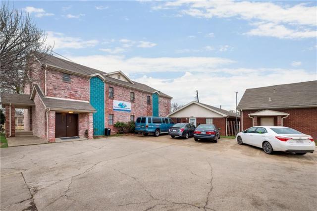 401 28th Street, Grand Prairie, TX 75050 (MLS #13781332) :: The FIRE Group at Keller Williams