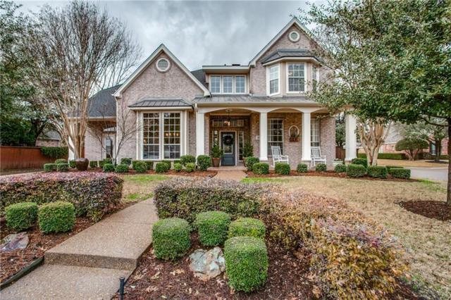 1427 Cherokee Court, Allen, TX 75013 (MLS #13781363) :: Ebby Halliday Realtors