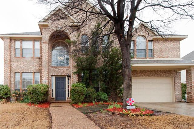 3501 Olivia Drive, Wylie, TX 75098 (MLS #13781399) :: Hargrove Realty Group
