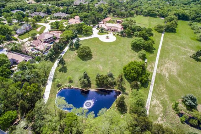 1900 Shady Oaks Drive, Southlake, TX 76092 (MLS #13781458) :: Team Hodnett