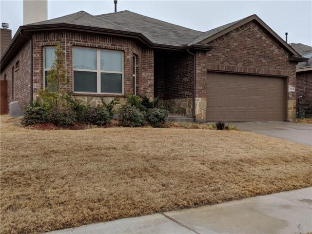4516 Gunnison Drive, Denton, TX 76208 (MLS #13781486) :: Team Tiller