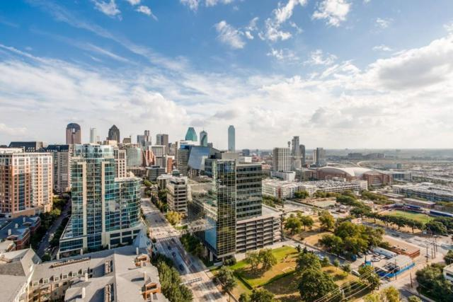 2900 Mckinnon Street #2201, Dallas, TX 75201 (MLS #13781506) :: The Marriott Group