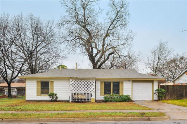 109 SW Murphy Road, Burleson, TX 76028 (MLS #13781539) :: The FIRE Group at Keller Williams