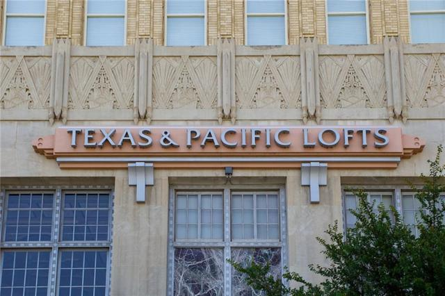 221 W Lancaster Avenue #6007, Fort Worth, TX 76102 (MLS #13781610) :: The Mitchell Group