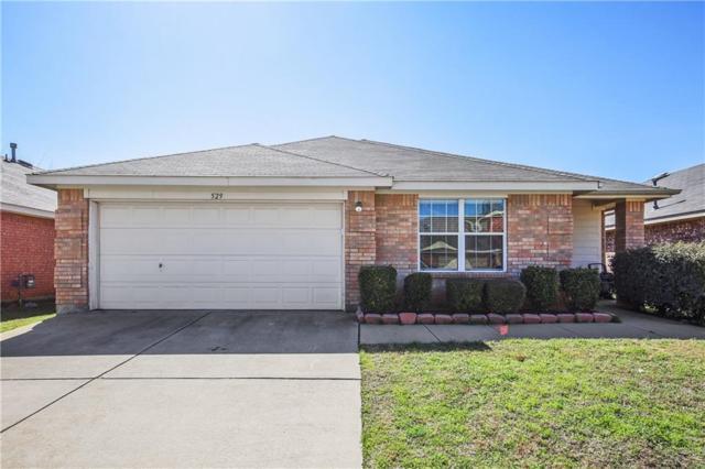 529 Rock Prairie Lane, Fort Worth, TX 76140 (MLS #13781659) :: Team Hodnett