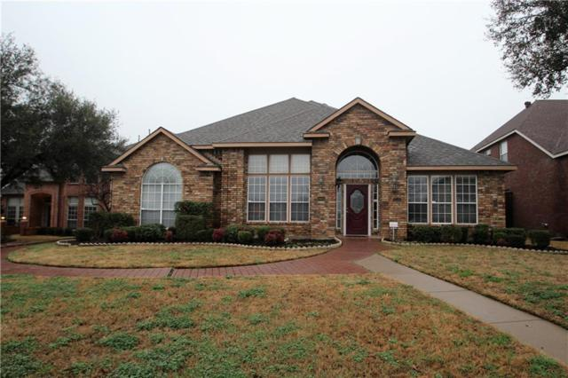 3601 Canyon Oaks Drive, Carrollton, TX 75007 (MLS #13781711) :: Team Tiller