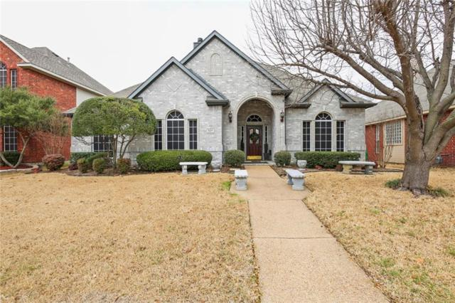 527 Cameron Lane, Allen, TX 75002 (MLS #13781722) :: Exalt Realty