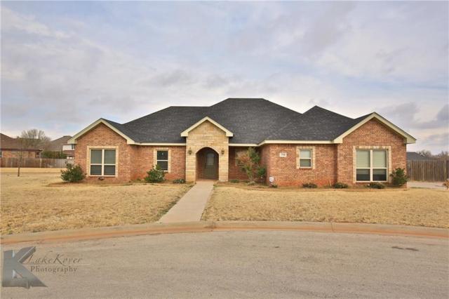 3518 La Jolla, Abilene, TX 79606 (MLS #13781738) :: Team Hodnett